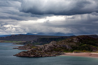 Storm Clouds Gruinard Bay