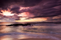 Traigh Mhor Sunset