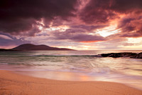 Traigh Mhor Isle of Harris Sunset